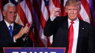 Donald trumps Hillary Clinton in US presidential elections 2016
