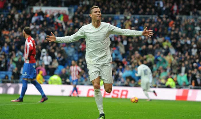 'Magesterial' Ronaldo overtakes Messi and Suarez in scoring charts