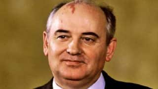 Gorbachev says Trump presidency may improve US-Russia ties