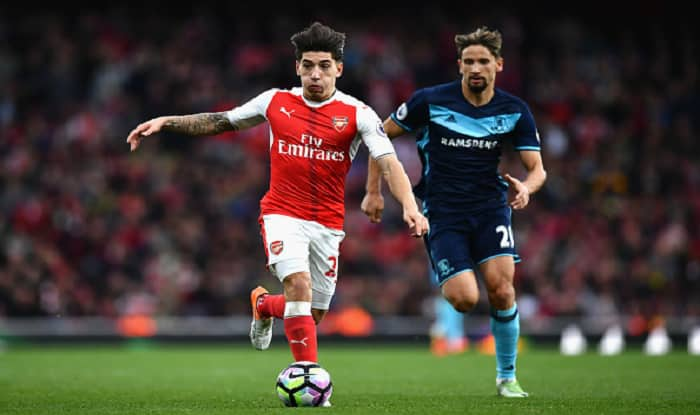 Bellerin doubles wages with new Arsenal contract