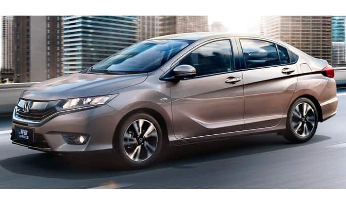 2017 honda city facelift launch by early next year for New honda city 2017