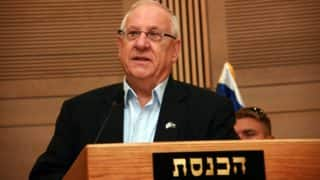 Israeli President rejects ex-PM's pardon-plea