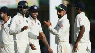 India vs England 3rd Test Day 1: Hosts remove England top order by lunch