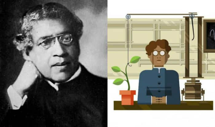 Indian scientist Jagdish Chandra Bose
