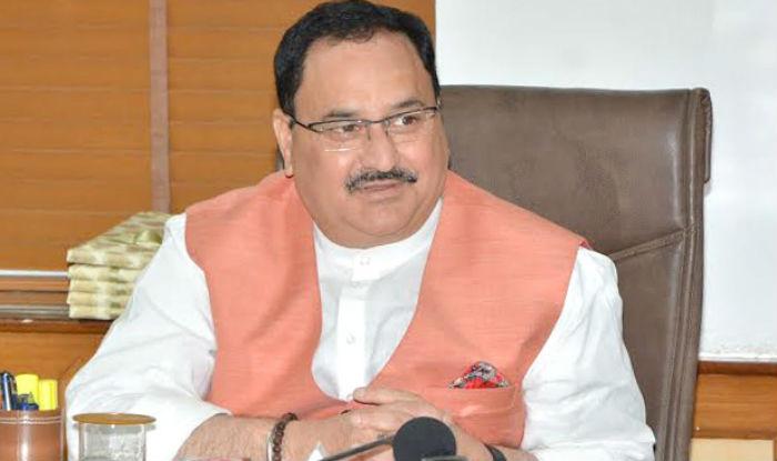 Union Health Minister J P Nadda (File Image)