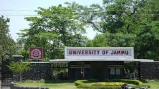 Jammu University gets A+ award by NAAC