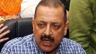 Demeaning sacrifice of armed forces a cardinal sin: Jitendra Singh