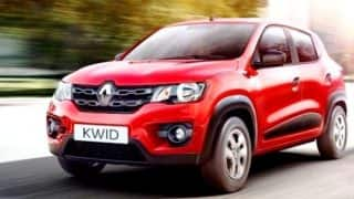 Renault KWID AMT India launch on November 7, Bookings open at INR 25000