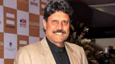 Kapil Dev's wax figure to be one of the attractions at Madame Tussauds Delhi