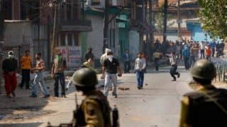 Budgam attack: Stone-pelting by civilians to obstruct forces is plain thuggery