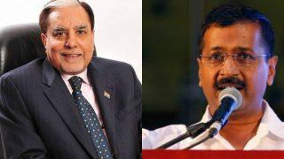 Dr Subhash Chandra files criminal defamation case against Arvind Kejriwal