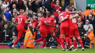 English Premier League: Rampant Liverpool take top spot, Arsenal held by Tottenham Spurs