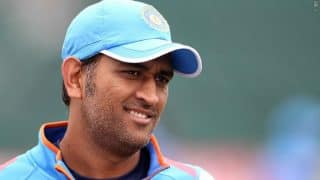 Mahendra Singh Dhoni wants youth to take up outdoor sport
