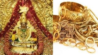 अजब-गज़बः महालक्ष्मी का एक ऐसा मंदिर जहाँ प्रसाद में मिलते हैं सोने के ज़ेवर