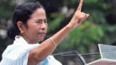 Mamata Banerjee dares Narendra Modi to declare his bank account…