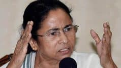 Kingpins of FICN racket is close to Mamata, so she…