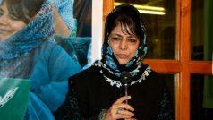 Mehbooba Mufti condemns terror attacks in Jammu and Kashmir