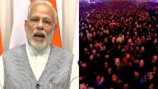 Coldplay concert: Narendra Modi addresses Global Citizen Event, leaves a message for India's youth