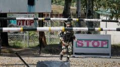 Day before Nagrota attack, govt sent camp security guidelines to…