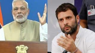 Rahul Gandhi questions Narendra Modi's move to demonetize Rs 500, Rs 1000 currency notes