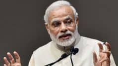 Narendra Modi briefed on operations against militants in Jammu