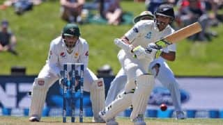 New Zealand vs Pakistan 2nd Test: Visitors strike twice before rain halts opening day's play