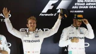 Nico Rosberg: All you need to know about new F1 champion