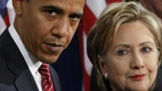 Barack Obama's shoes too big to fill: Hillary Clinton