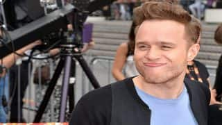Singer Olly Murs loves going to the cinemas