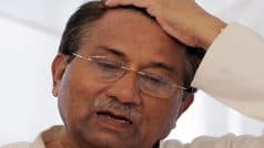 Pak court issued arrest warrant against Pervez Musharraf