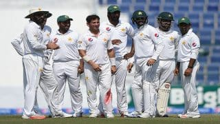 Pakistan team evacuated out of hotel after New Zealand earthquake
