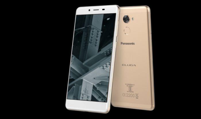 Panasonic launches Eluga Mark 2 smartphone