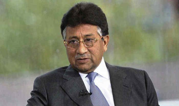 Parvez Musharraf  [File Image]