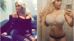 Real-life 'Barbie doll' has fat pumped into her hips, bum…