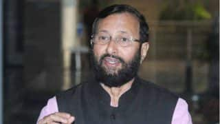 Cheers to Students, NCERT Syllabus to be cut by Half from 2019, Says Prakash Javadekar