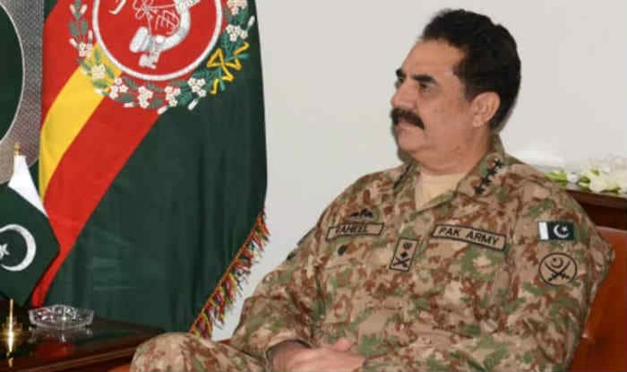 Don't mistake patience as weakness: General Raheel Sharif to India