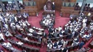 Opposition protests over demonetisation continue in Rajya Sabha