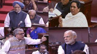 Rajya Sabha debates demonetisation: PM Modi remains 'maun' - who said what