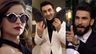Koffee with Karan 5: Oops! Ranbir Kapoor & Ranveer Singh might have just irked Sonam Kapoor again