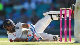 India vs England Test series 2016: 'Badly injured' Rohit Sharma ruled out from the five-match Test series