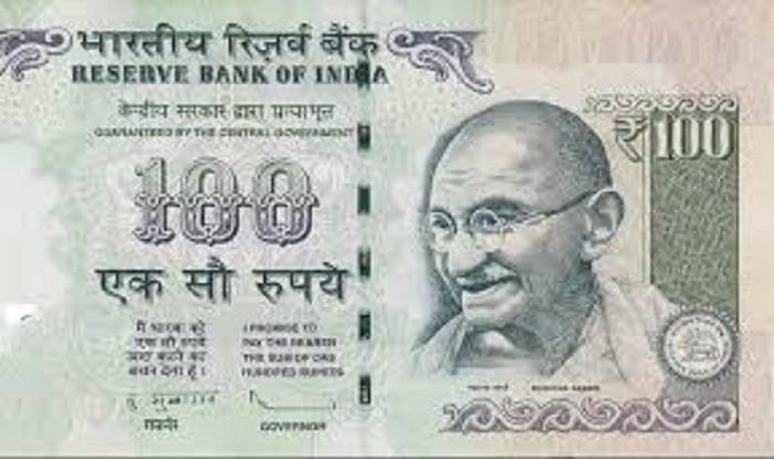 Rs 100