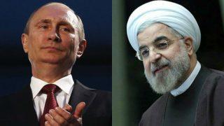 Vladimir Putin, Iran's Hassan Rouhani back OPEC bid to stabilise oil prices
