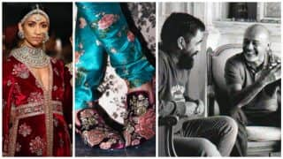 Sabyasachi and Christian Louboutin: A Tale of Two Cities and Two Whimsical Men!