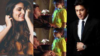 Shah Rukh Khan and Dangal actress Fatima Sana Shaikh's picture will take you on a nostalgic trip!