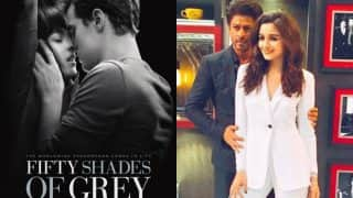 Koffee With Karan Season 5, Episode 1: Shah Rukh Khan wants Alia Bhatt to act opposite him in Fifty Shades of Grey!