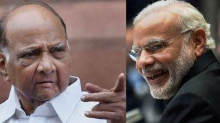 NCP प्रमुख शरद पवार ने प्रधानमंत्री से पूछा- अब क्यों हो रही अनुच्छेद 370 वापस लाने के बारे में बातें
