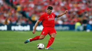 Liverpool legend Steven Gerrard to return at Anfield in charity match against Real Madrid