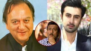 Do you know who plays Ranbir Kapoor's dad in the Sanjay Dutt biopic? We can tell you!