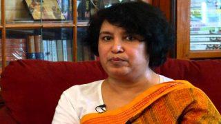 हिंदुओं की तुलना आईएसआईएस से करने पर भड़के लोग, लगाई तस्लीमा नसरीन की क्लास