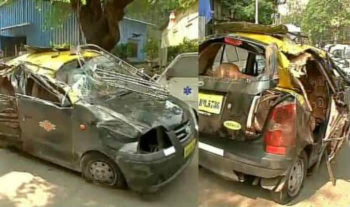 Six killed in road accident in Mumbai
